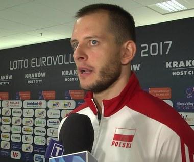 Kurek po porażce 0:3 ze Słowenią. Wideo