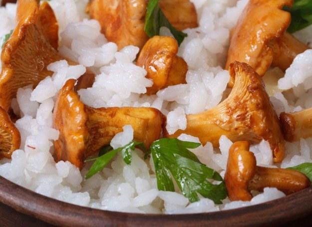 Kurki smakują świetnie w risotto /123RF/PICSEL