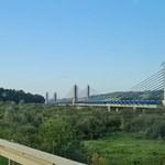 Kurów. Od dzisiaj  przejedziemy już nowym mostem na Dunajcu