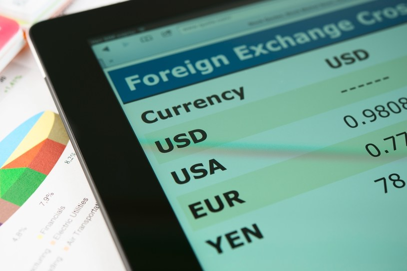 Kurs dolara blisko 4 zł, kurs euro zadomawia się na nowych szczytach (zdj. ilustracyjne) /123RF/PICSEL