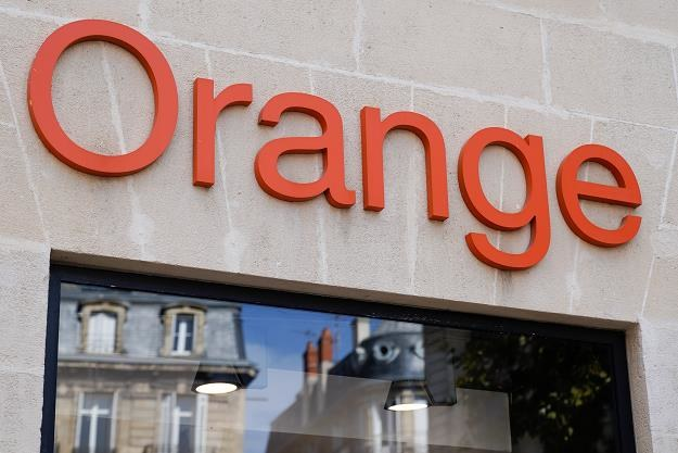 Kurs Orange rośnie o ponad 5 procent /©123RF/PICSEL