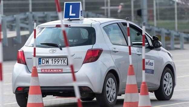 Kursant nie zakończy egzaminu na prawo jazdy po pierwszym błędzie