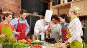 Kursy kulinarne. Czy rzeczywiście inspirują?