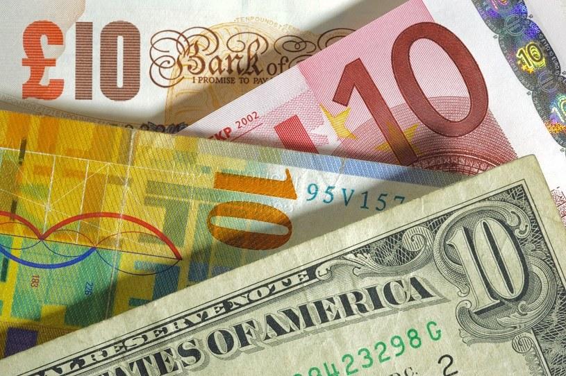 Kursy walut. Euro tak drogie nie było od 12 lat /123RF/PICSEL