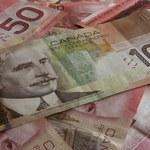 Kursy walut: Wystrzał dolara kanadyjskiego