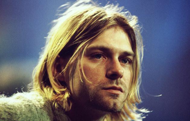 Kurt Cobain /fot.Frank Micelotta  /Getty Images/Flash Press Media