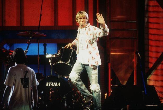 Kurt Cobain (Nirvana): Bez niego nie byłoby grunge'u fot. Frank Micelotta /Getty Images/Flash Press Media