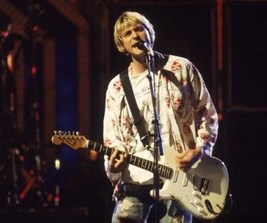 Kurt Cobain w duecie z żoną. Zobacz!