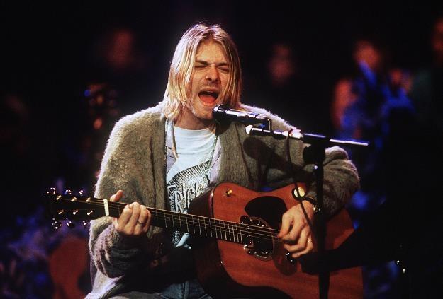 Kurt Cobain zmarł w wieku 27 lat fot. Frank Micelotta /Getty Images/Flash Press Media