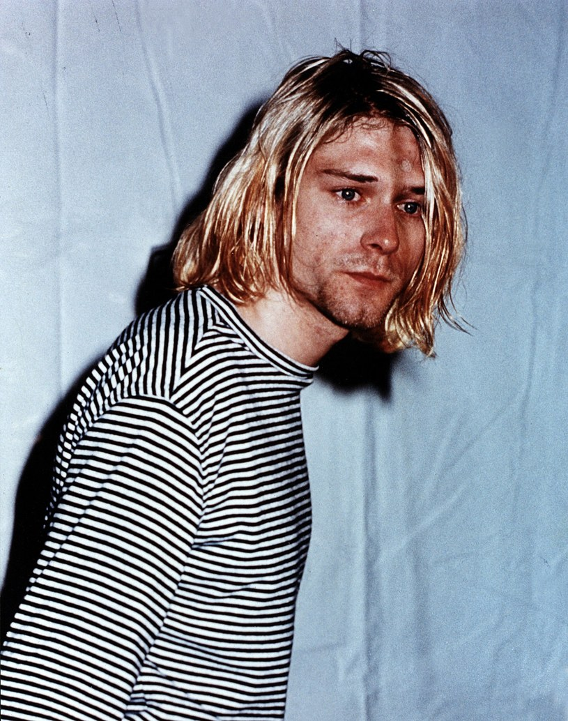 Kurt Cobain /Courtesy Everett Collection /East News