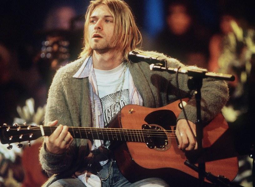 Kurt Cobain /Frank Micelotta Archive /Getty Images