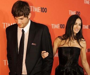 Kutcher i Moore już po rozwodzie