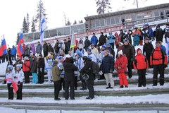 Kuusamo gości narciarski Puchar Świata