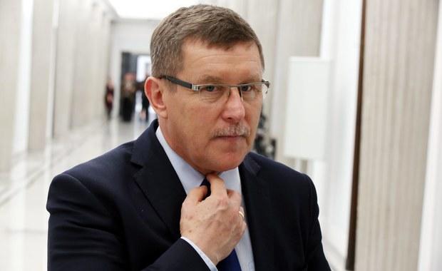 Kuźmiuk w RMF FM: Nie sądzę, by kara więzienia za handel w niedzielę była potrzebna