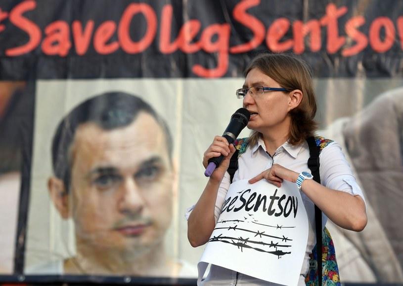 Kuzynka Ołeha Sencowa, Natalia Kapłan /AFP