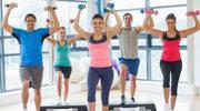 Kwadrans dla ciała: Potrenuj na stepie