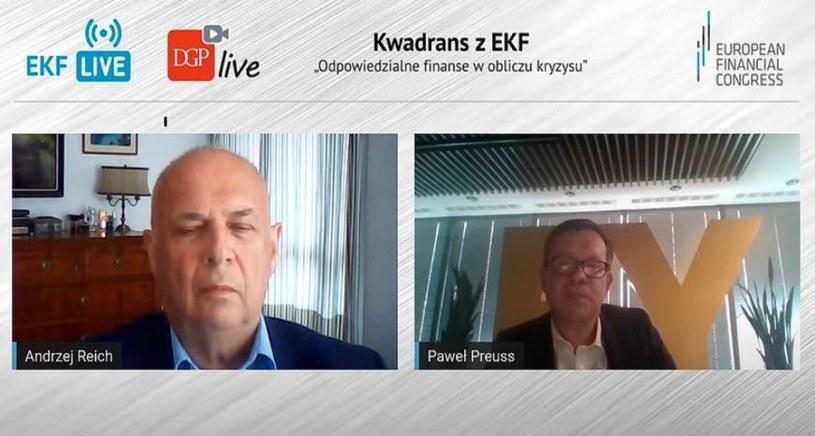 """""""Kwadransa z Europejskim Kongresem Finansowym"""" /materiały prasowe"""