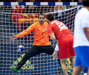 Kwalifikacje piłkarzy ręcznych do igrzysk. Chile - Tunezja 29-35
