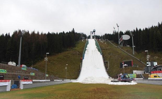 Kwalifikacje w Klingenthal odwołane. Nie ma śniegu!