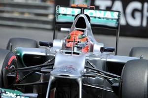 Kwalifikacyjne sensacje w Monte Carlo. Schumacher najszybszy!