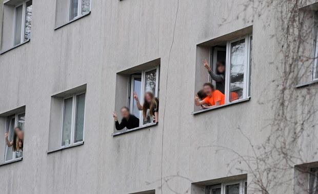 Kwarantanna w Policach, zamknięta szkoła i internaty