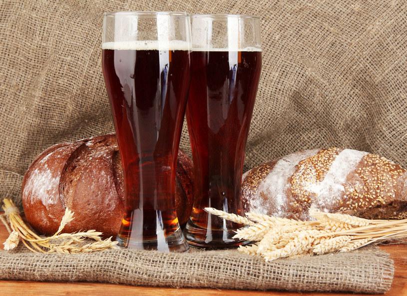 Kwas chlebowy doskonale gasi pragnienie /123RF/PICSEL