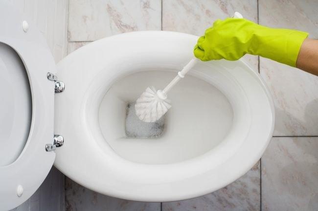 Kwasek cytrynowy toaleta /© Photogenica
