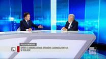 """Kwaśniewski w """"Gościu Wydarzeń"""": Relacje polsko-amerykańskie są ochłodzone"""