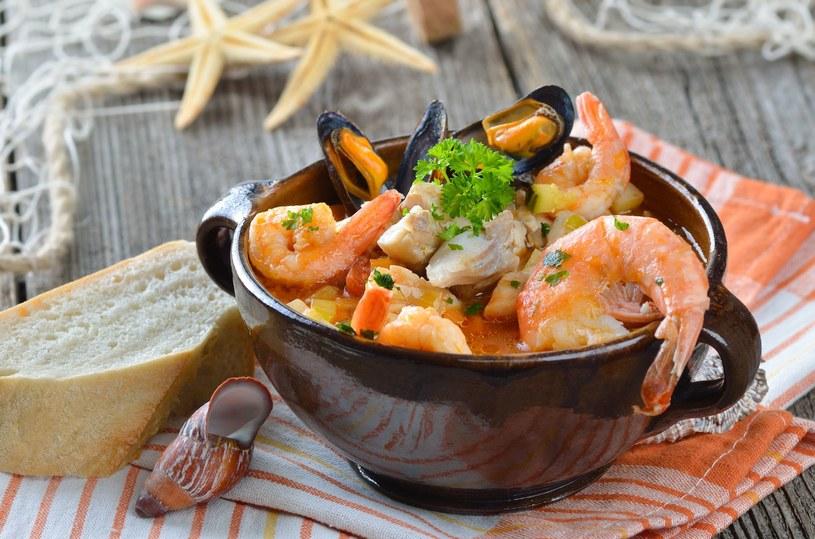Kwasy omega-3 zawarte w skorupiakach wchłaniają się lepiej niż z ryb /123RF/PICSEL