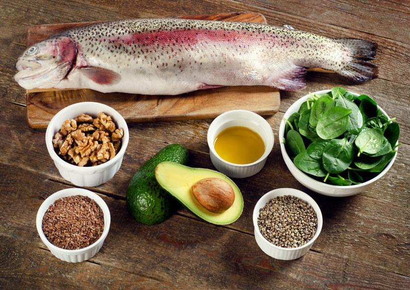 Kwasy omega-3 znaleźć można nie tylko w rybach
