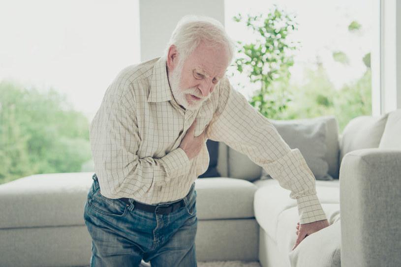 Kwasy omega mogą zapobiec chorobom serca, np. zawałom i udarom. /123RF/PICSEL