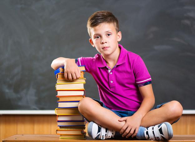 Kwasy omega pomagają dziecku przyswajać wiedzę. /123RF/PICSEL