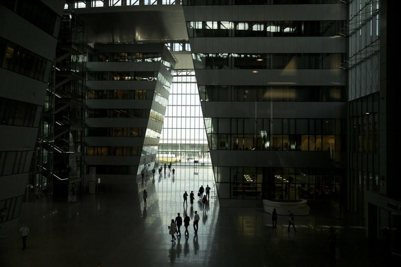 Kwatera główna NATO w Brukseli /AP/Associated Press /East News