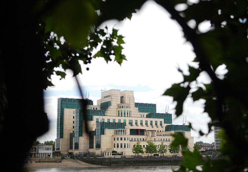 Kwatera MI6 /BERTRAND LANGLOIS / AFP /AFP