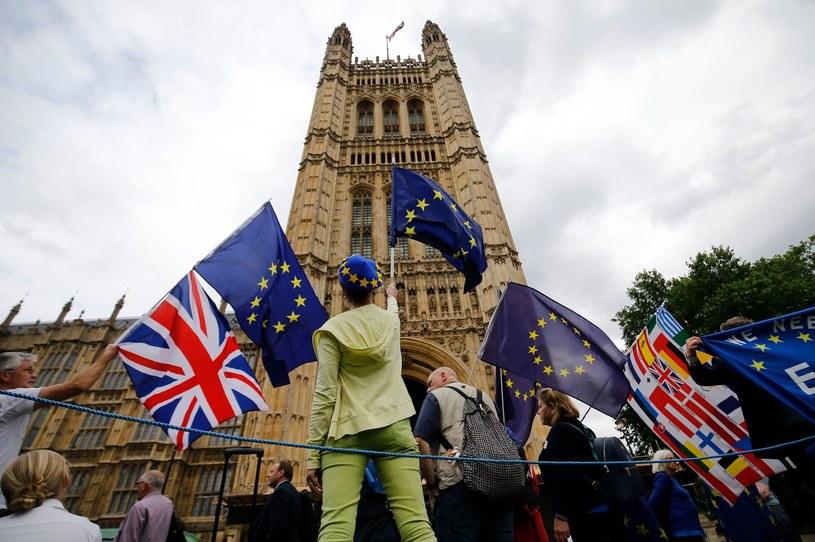 Kwestia brexitu to jedno z największych wyzwań UE /AFP