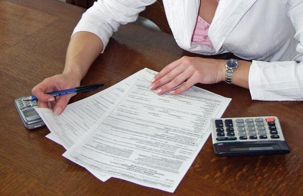 Kwestia podatku liniowego pojawi się być może po kryzysie finansowym /© Bauer