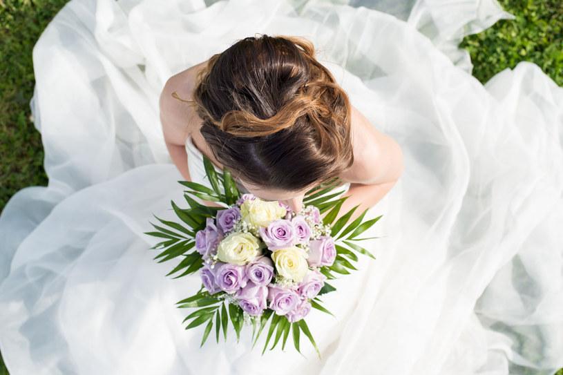 Kwiaty dla młodej mogą budzić zachwyt nie tylko wtedy, gdy zdecydujemy się na oryginalne rośliny /123RF/PICSEL