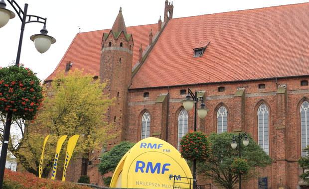 Kwidzyn Twoim Miastem w RMF FM. Kilka lat temu dokonano tu historycznego odkrycia