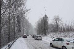 Kwietniowy atak zimy w Polsce