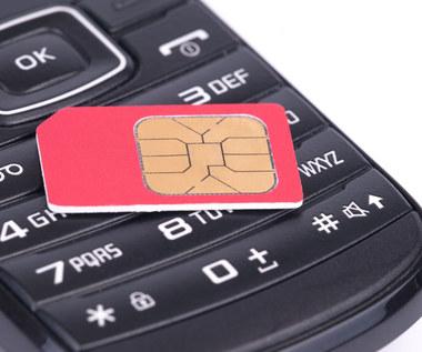 Kwitnie czarny rynek zarejestrowanych kart SIM
