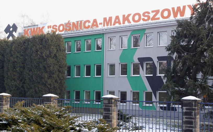 KWK Sośnica-Makoszowy w Gliwicach /Andrzej Grygiel /PAP