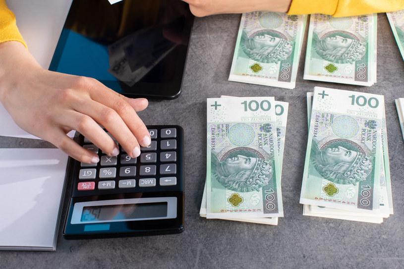 Kwota średniego zadłużenia Polaków wynosi 19 126 zł /©123RF/PICSEL