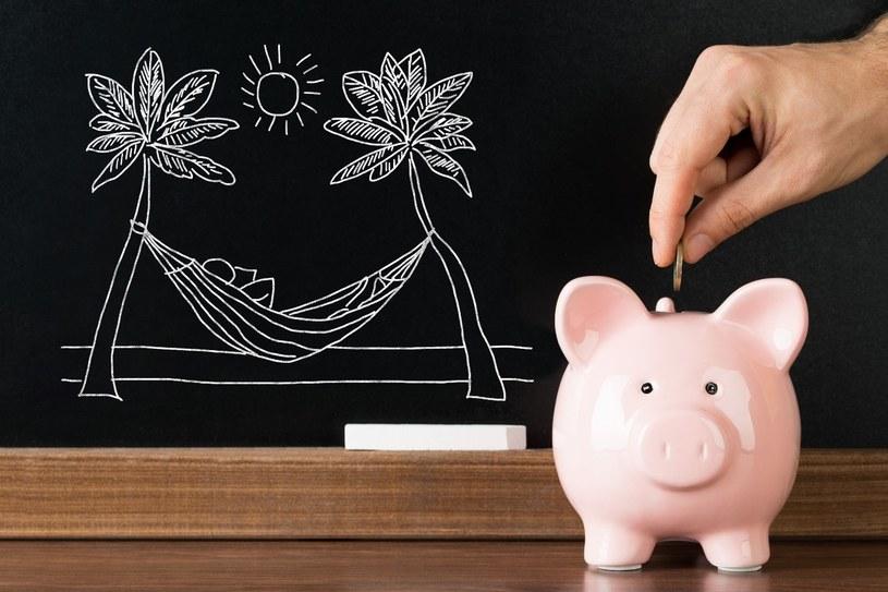 Kwota uznawaną za bezpieczną z roku na rok rośnie i obecnie średnio wynosi 8400 zł, jednak najczęściej jest to suma zamykająca się w przedziałach 2000-5000zł /123RF/PICSEL