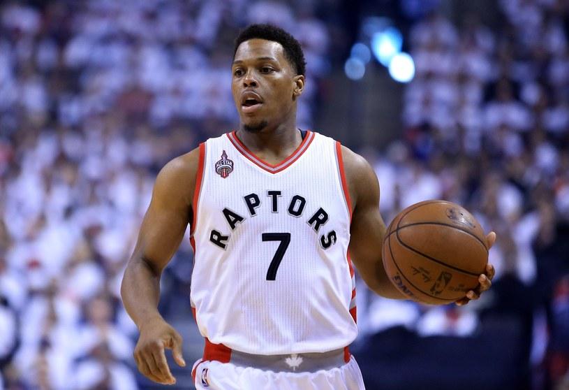 Kyle Lowry z Toronto Raptors /AFP