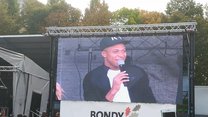 Kylian Mbappe w rodzinnym Bondy. Wideo