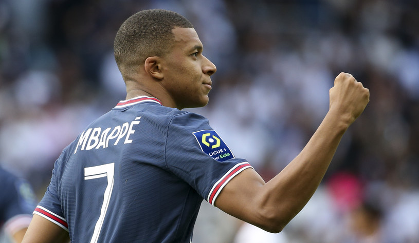 Kylian Mbappe /John Berry /Getty Images