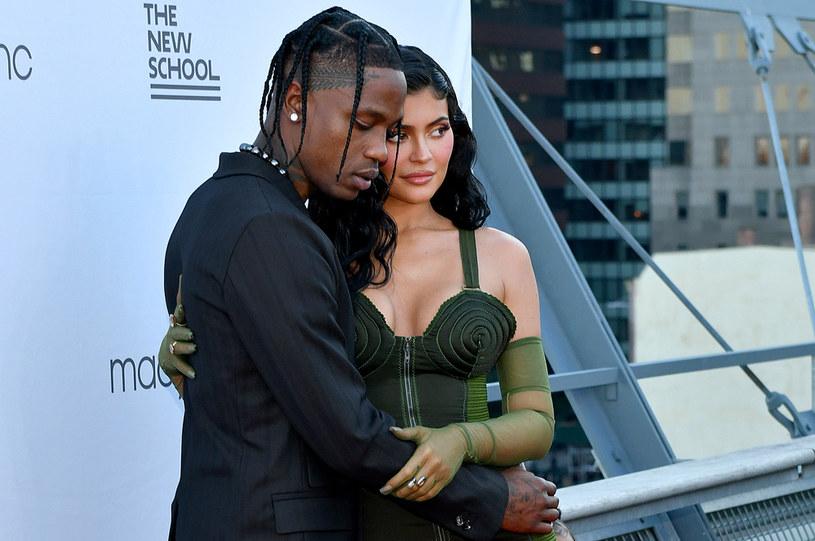Kylie Jenner i Travis Scott spodziewają się drugiego dziecka / Craig Barritt / Stringer /Getty Images