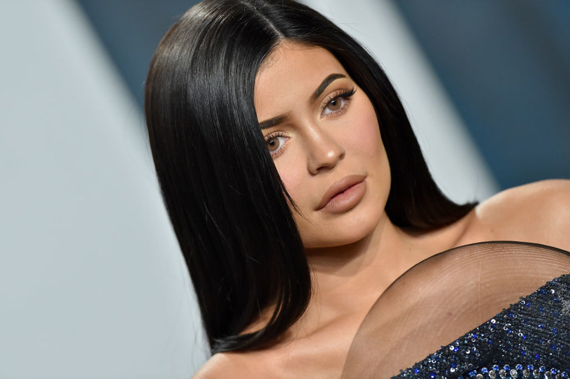 Kylie Jenner podczas Vanity Fair Oscar Party 2020 /Axelle/Bauer-Griffin / Contributor /Getty Images