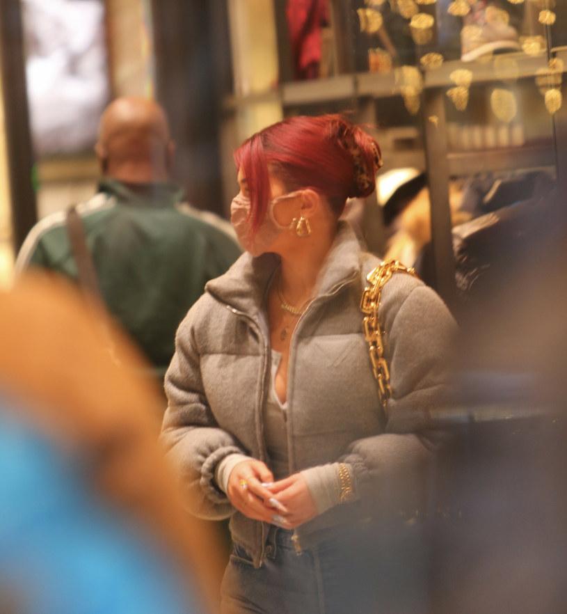 Kylie Jenner podczas zakupów /SplashNews.com /East News