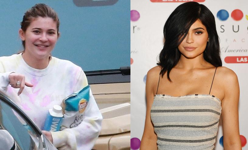 Kylie Jenner /Agencja FORUM/Backgrid, Denise Truscello/Getty Images /